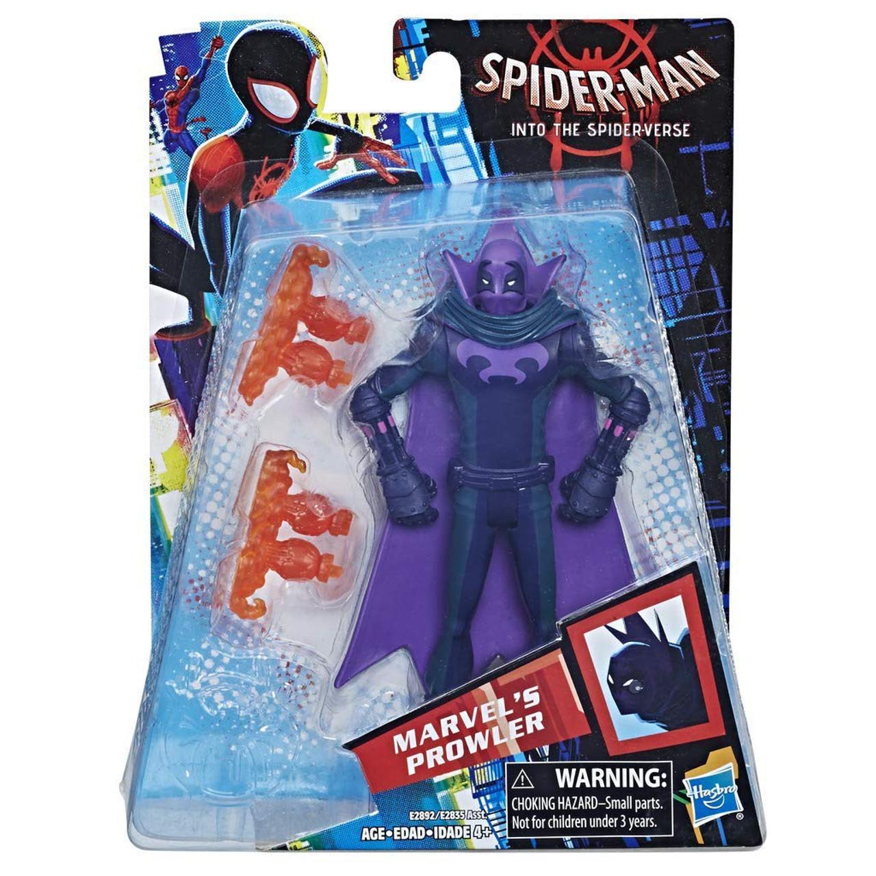 "ACTION FIGURE Into the Spider-Verse ~ 6/"" SPIDER-MAN PETER PARKER Spider-Man"