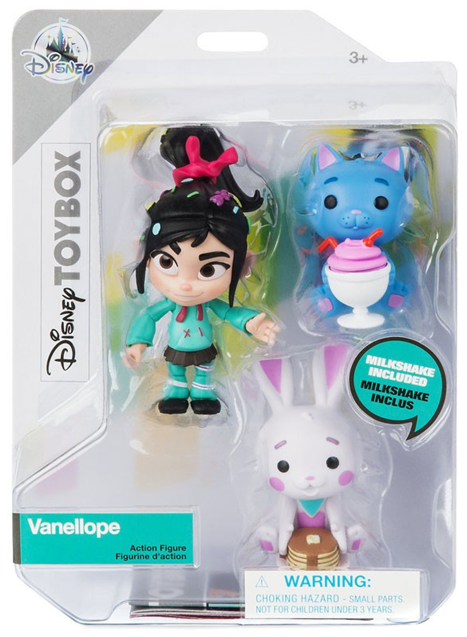 Disney Ralph Breaks the Internet Vanellope Talking Action Doll