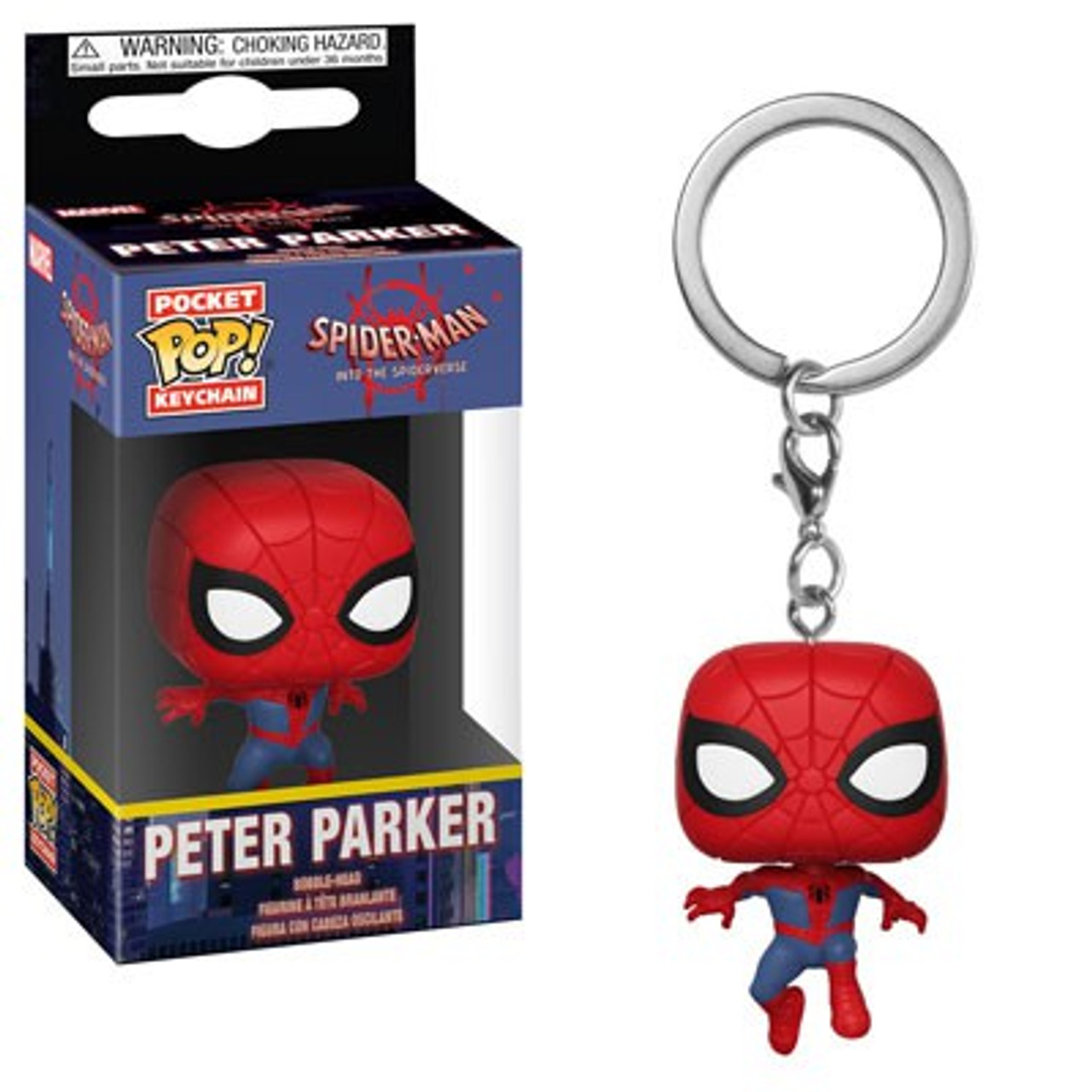 POP Marvel Prowler Brand New In Box Funko Animated Spider-Man