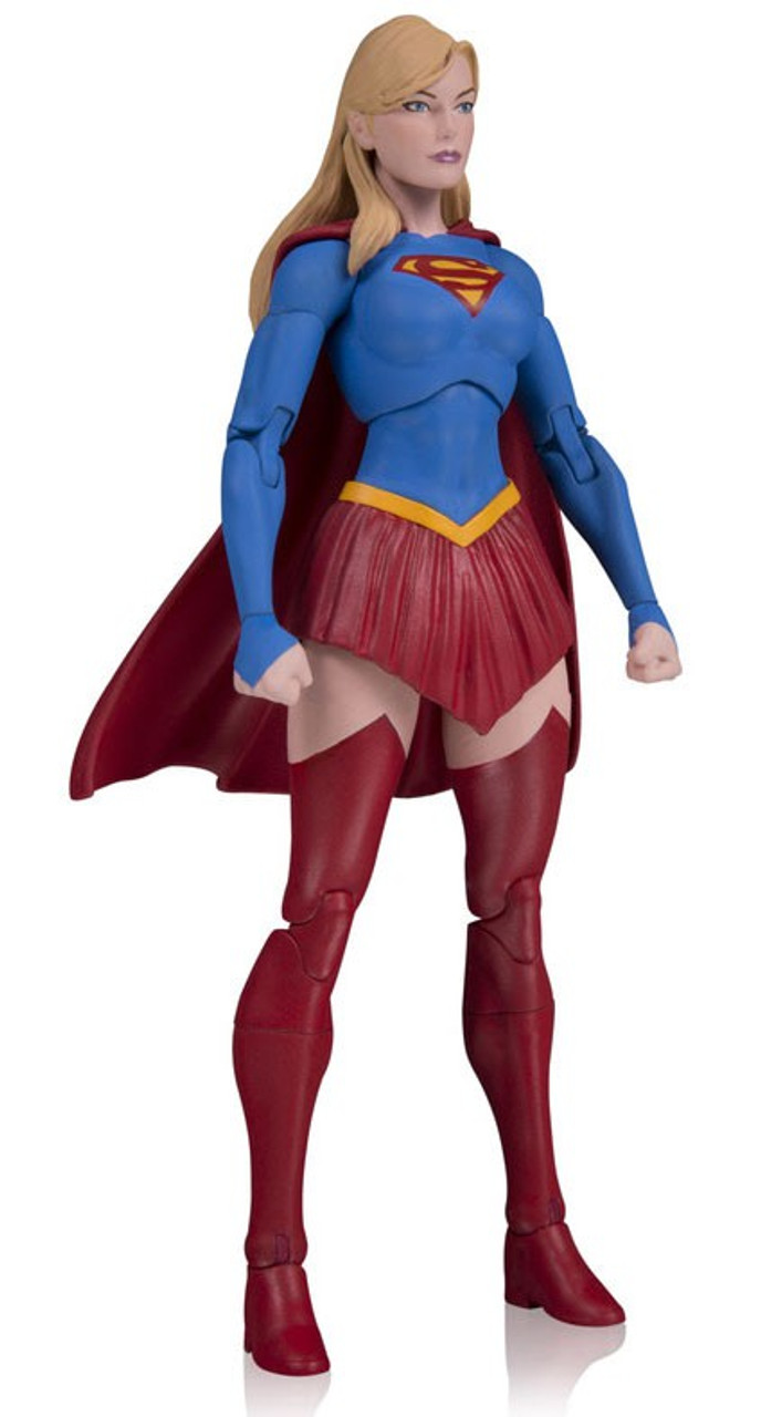 DC Essentials Supergirl 1:10 Scale Action Figure