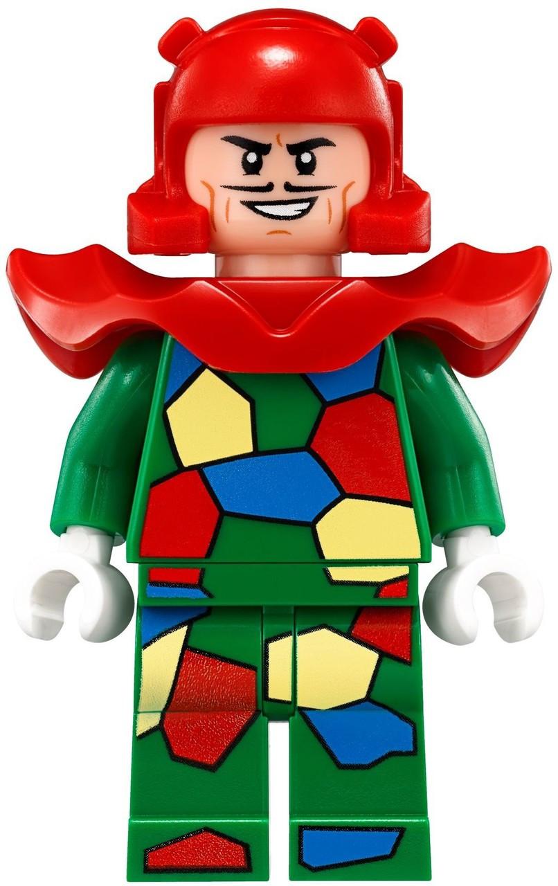 Dc lego batman movie crazy quilt minifigure loose