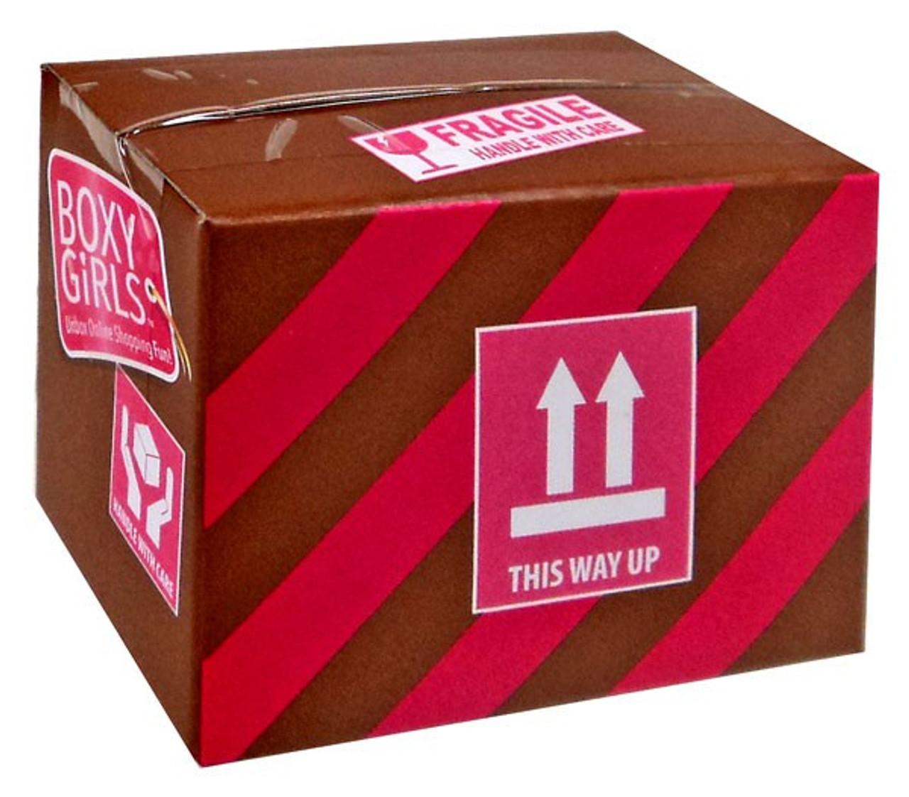 New 2019 Boxy Girls Apple Fashion Doll With Mini Mystery Shipping Box LAST ONE