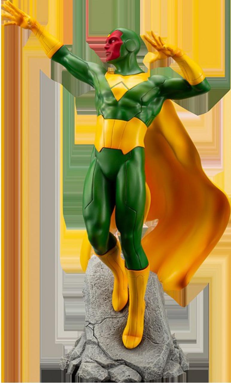 Marvel Avengers Vision Artfx New! Statue