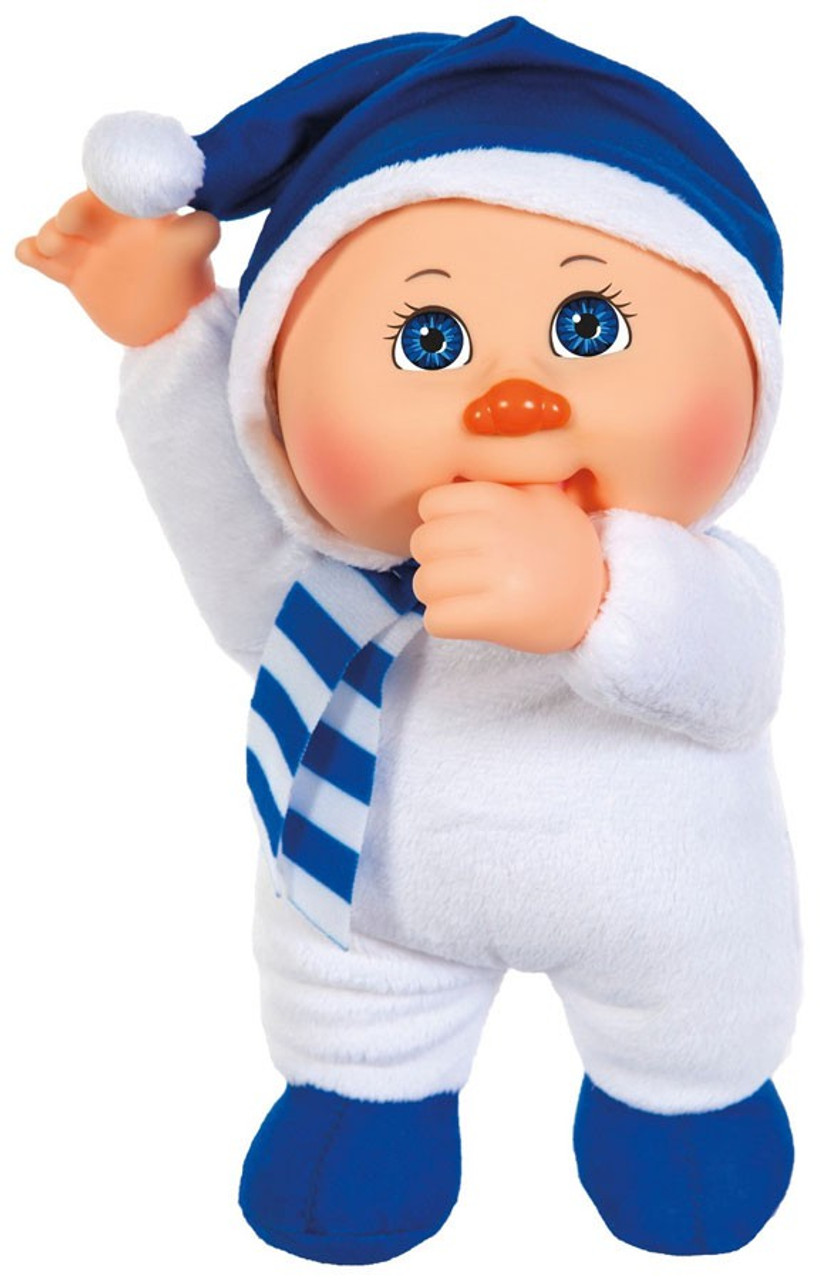 Cabbage Patch Kids Cuties Holiday Helpers Douglas Snowman 9 Plush 70 Wicked  Cool Toys - ToyWiz