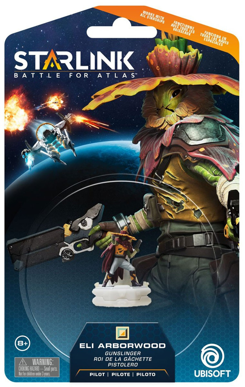 Starlink: Battle For Atlas Eli Arborwood Pilot Pack