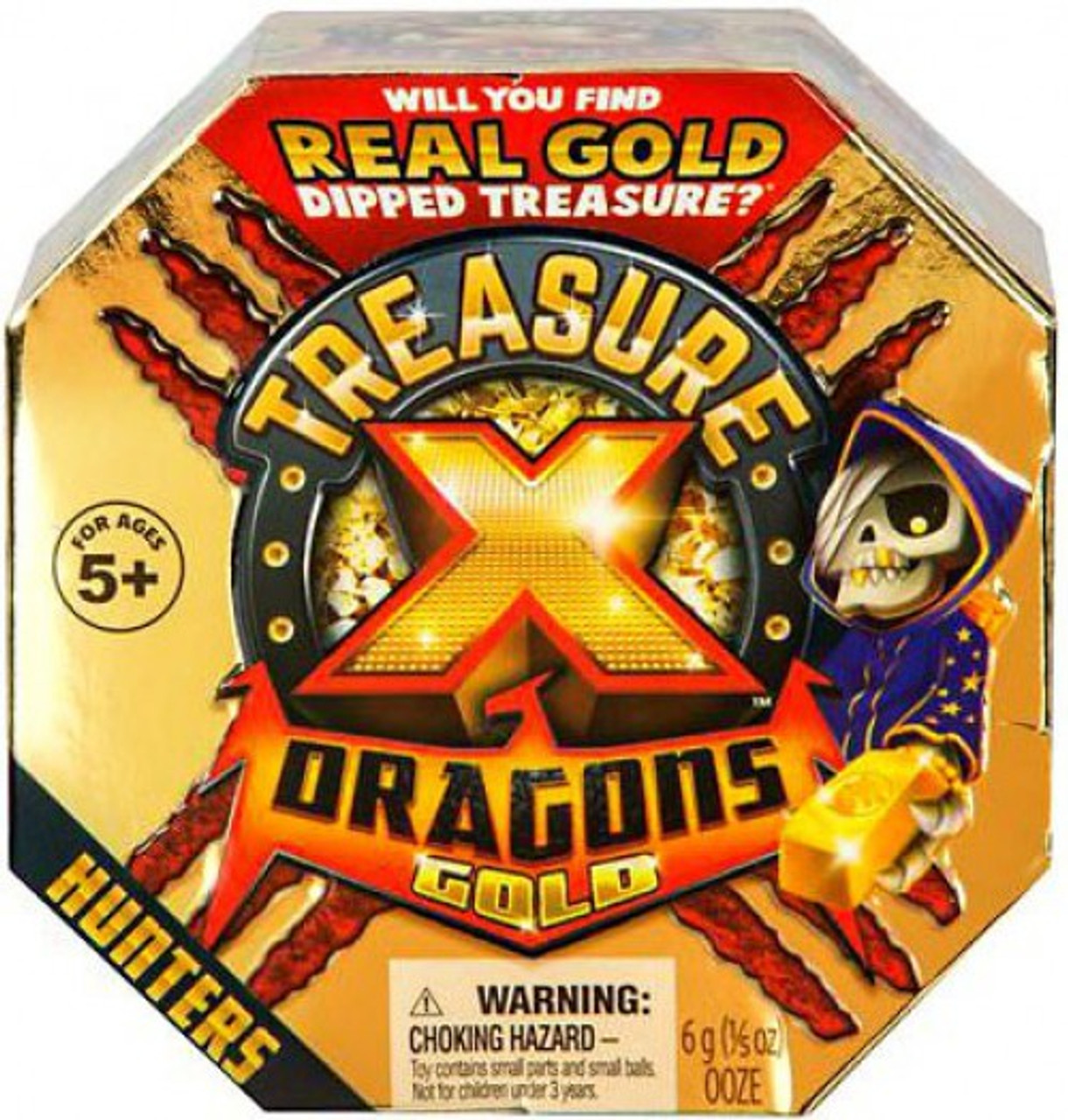 Treasure Série X 2 Dragons Dragons Mystery Pack