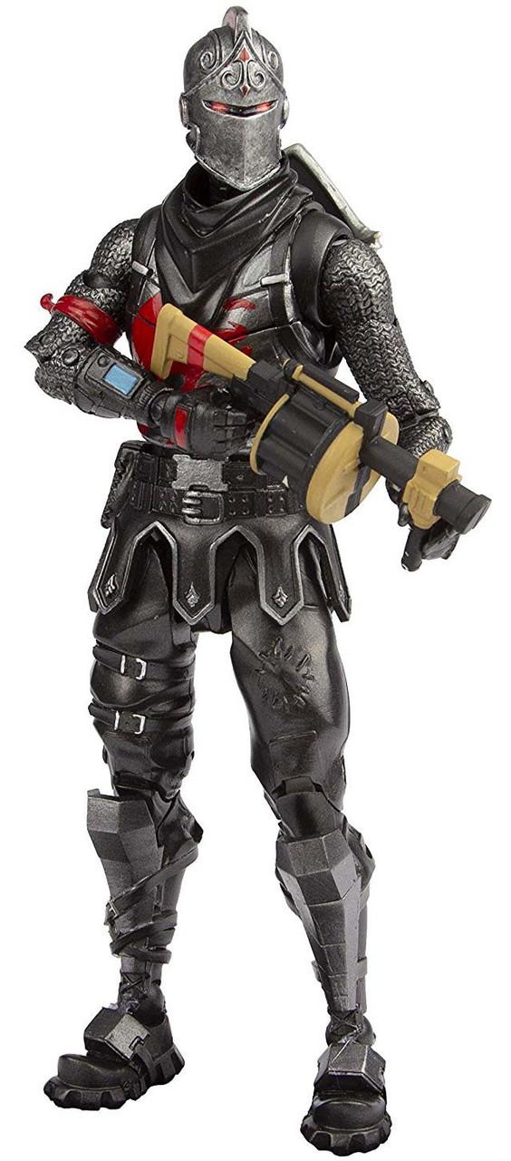 c53c7a7900f McFarlane Toys Fortnite Premium Series 1 Black Knight 7 Action Figure -  ToyWiz