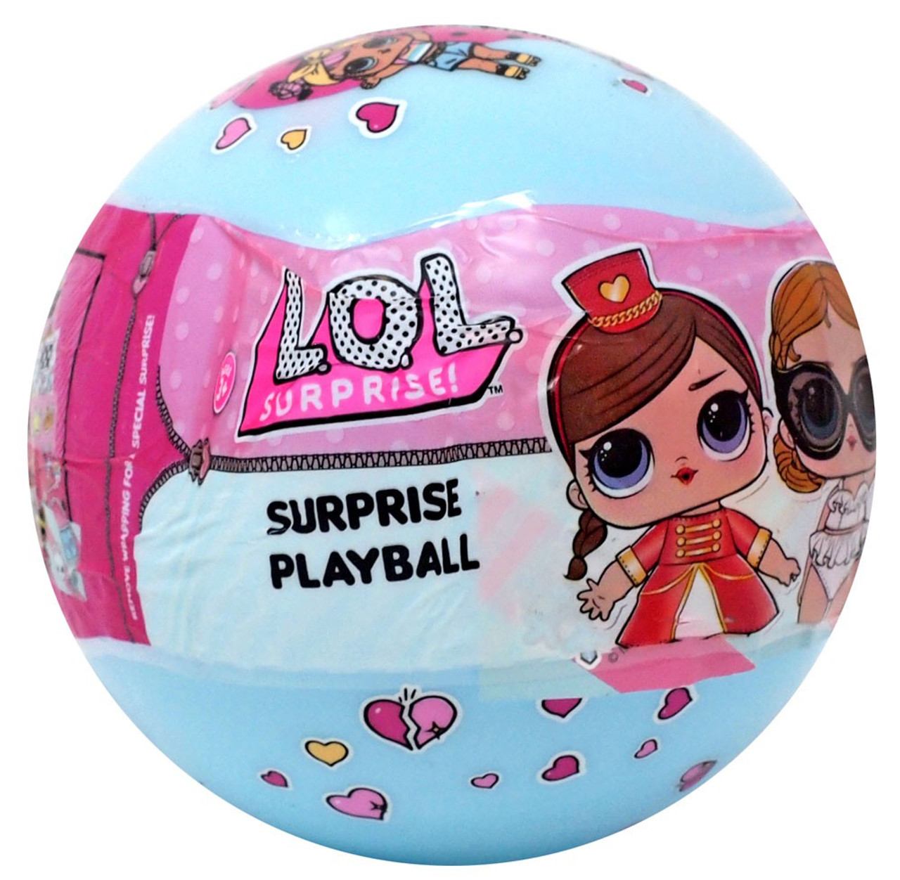 NEW L.O.L SURPRISE Ball Doll Puzzle 60 Pieces /& 7 Piece Fun Calculator Set