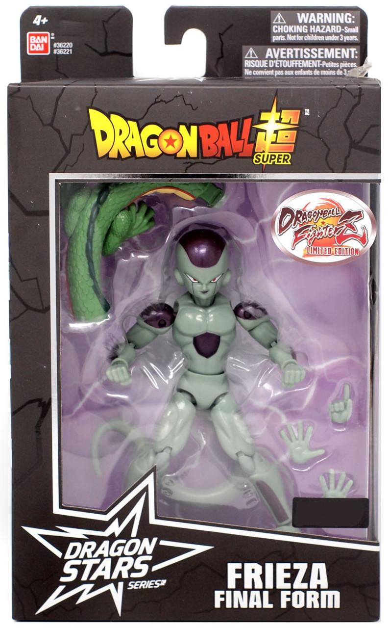 Dragon Ball Super Dragon Stars Series 2 Frieza Final Form Exclusive Action  Figure