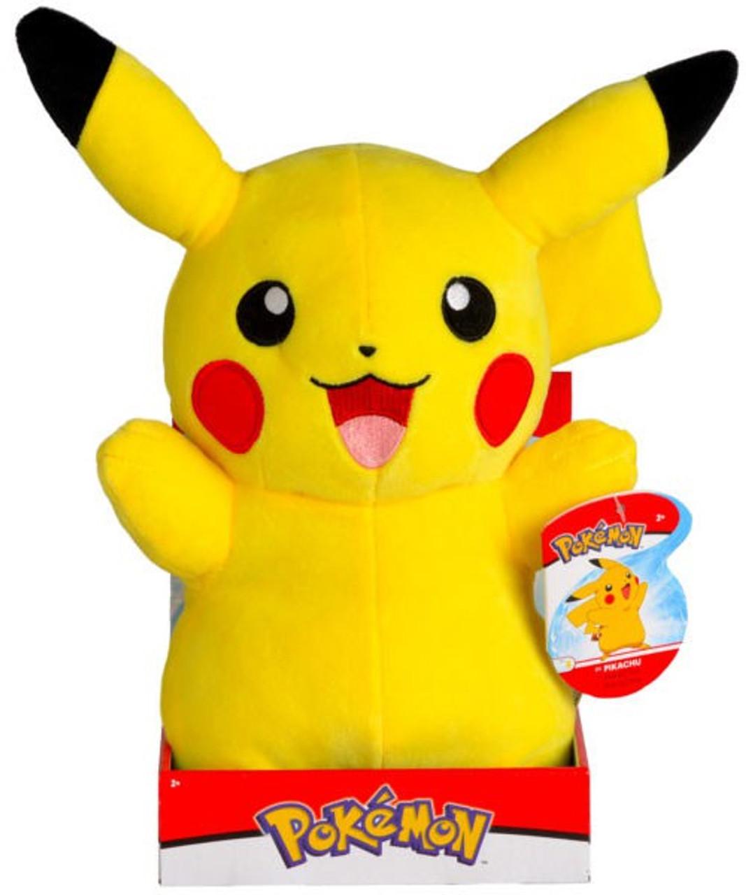 My Little Pony Pikachu Roblox Pokemon Pikachu 12 Plush Wicked Cool Toys Toywiz