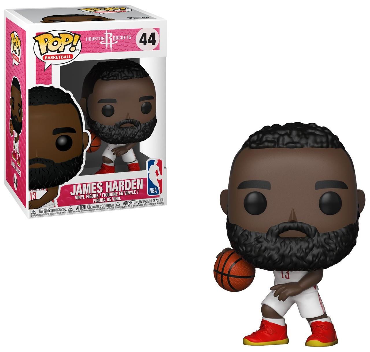 Funko Nba Houston Rockets Funko Pop Sports James Harden