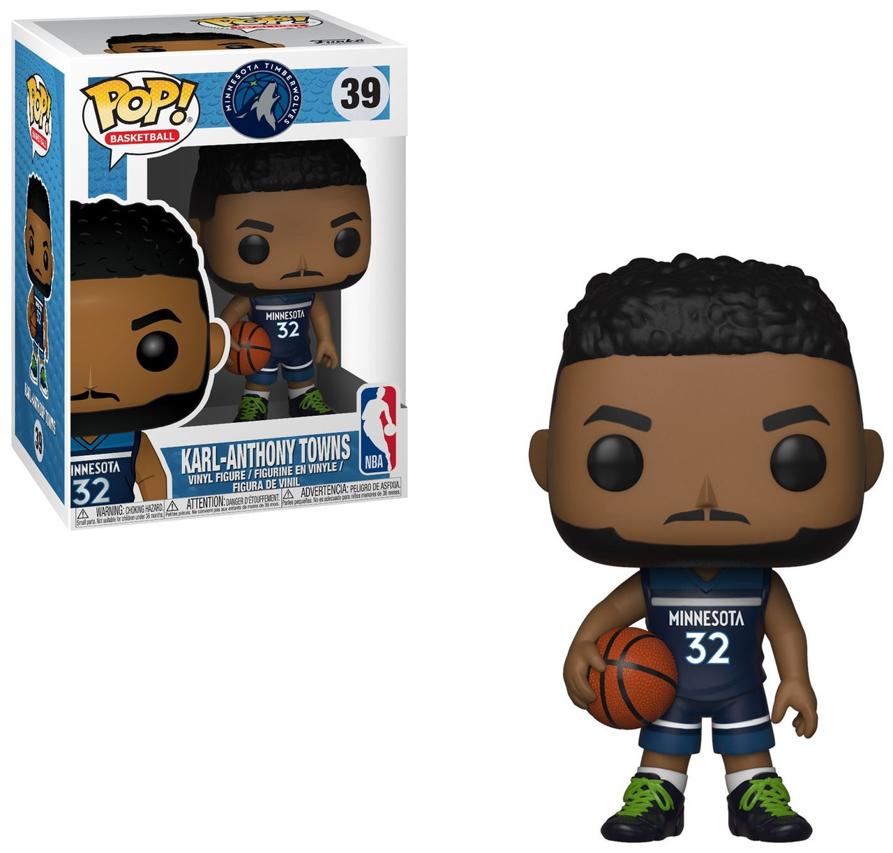 Sports nba isaiah thomas vinilo figura en Box #34 Funko pop