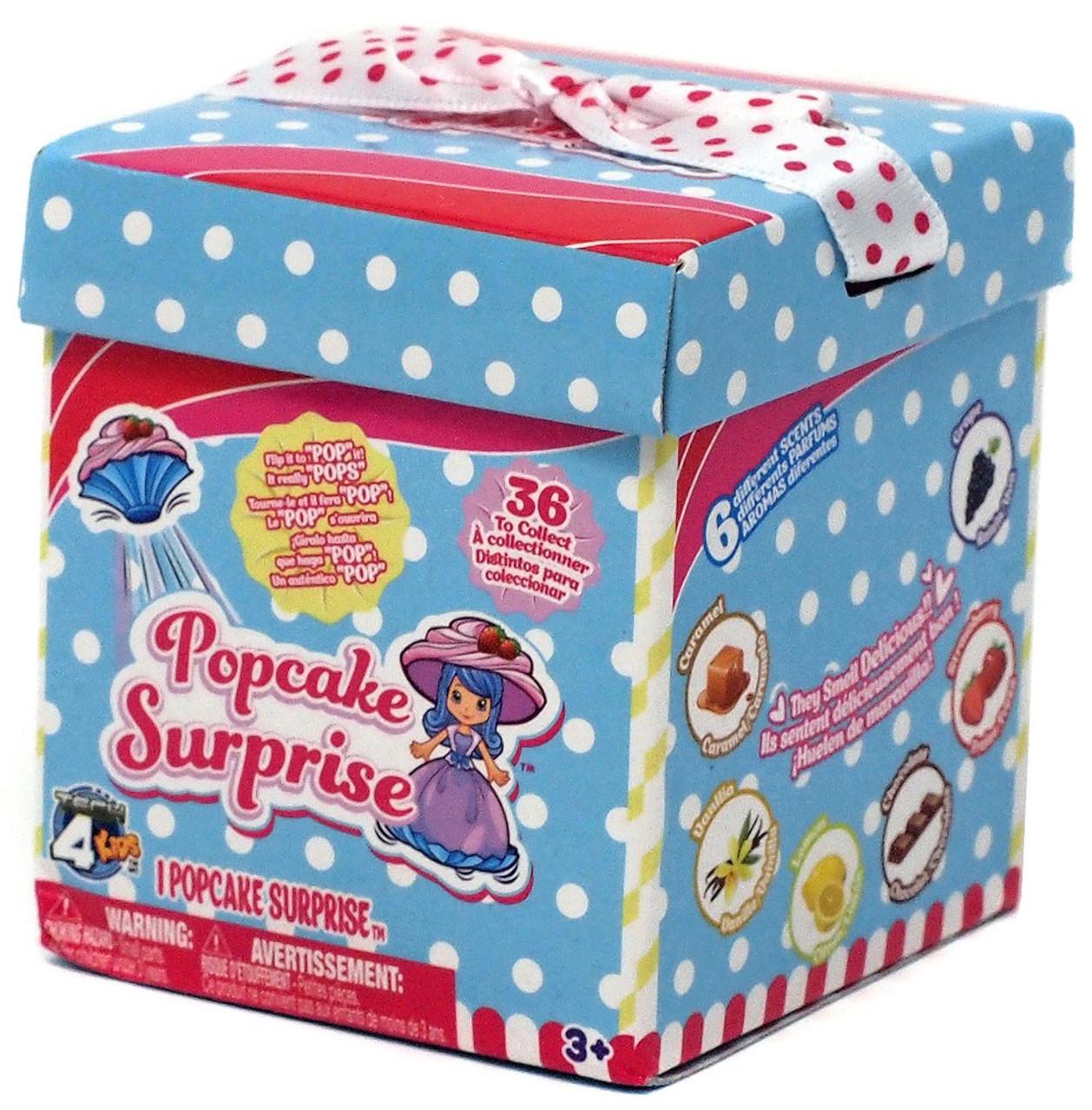 Popcake Surprise 3 popcake surprise blind boxes