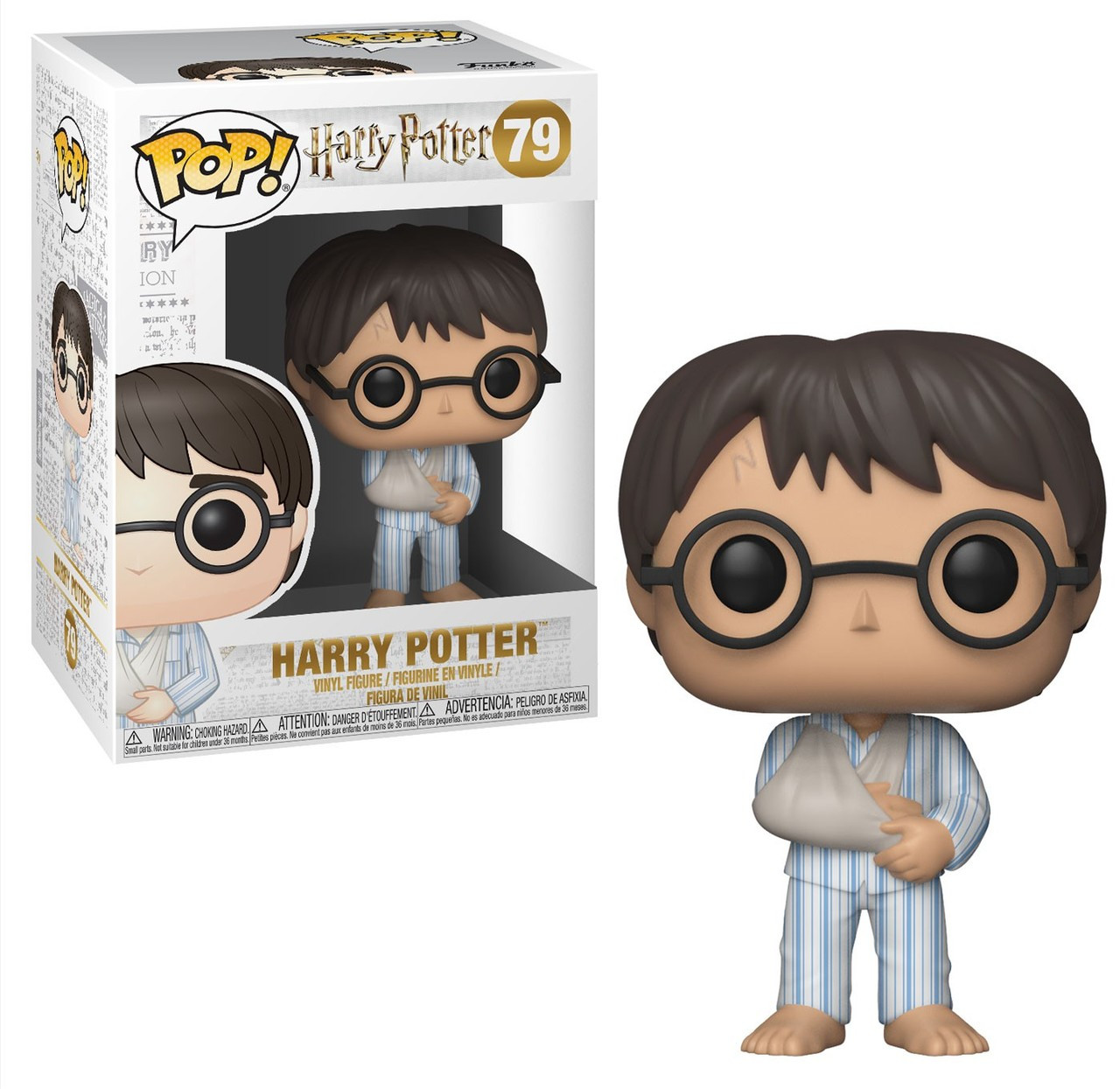 Harry Potter Dobby Snapping his Fingers Figure Pop