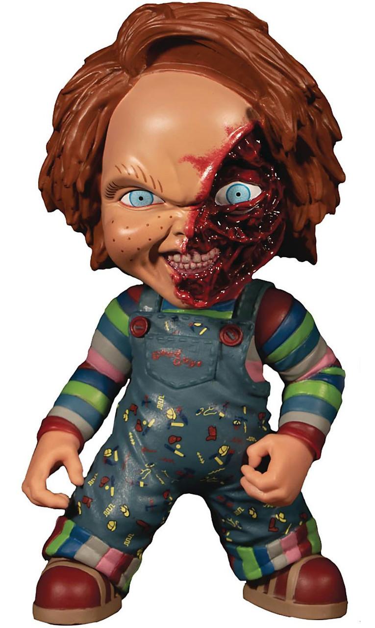 Child/'s Play 2 /& 3 Mezco Stylized Designer Series Chucky 15cm