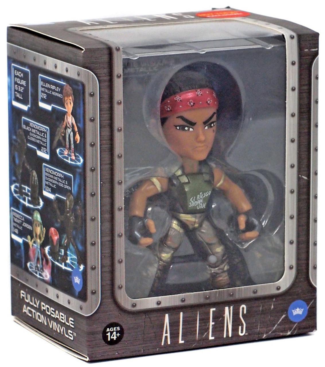 Aliens Loyal Subjects Mini Figure Jenette Vasquez