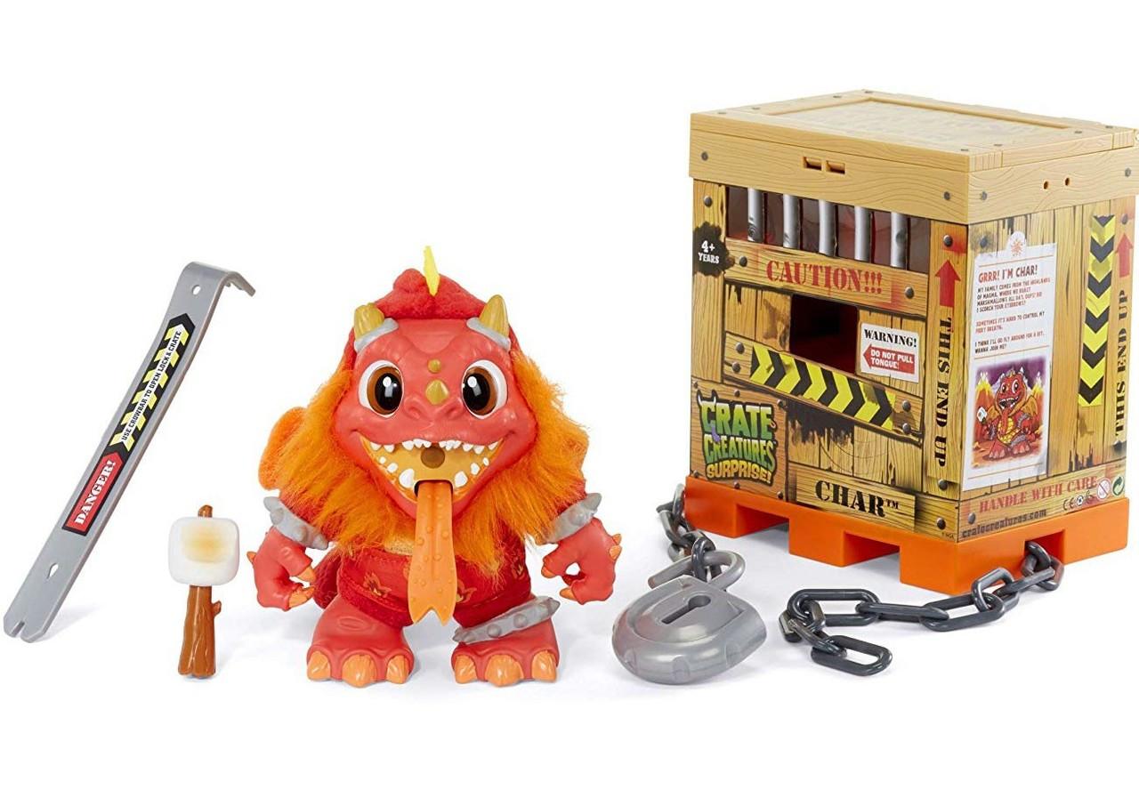 Crate créatures KABOOM-GOBBIE Figure