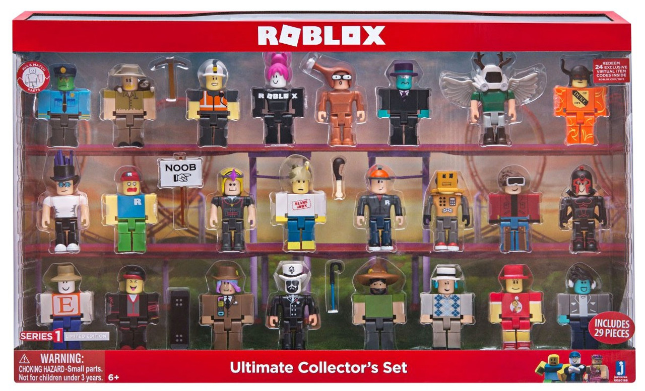 Roblox Series 1 Ultimate Collectors Set 3 Action Figure 24 Pack