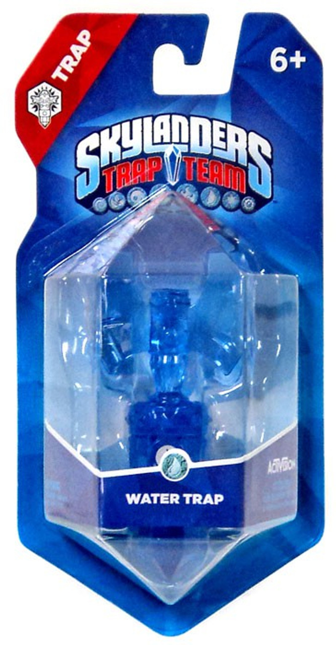 Skylanders Trap Team Water Axe Trap [Aqua Axe, Loose]