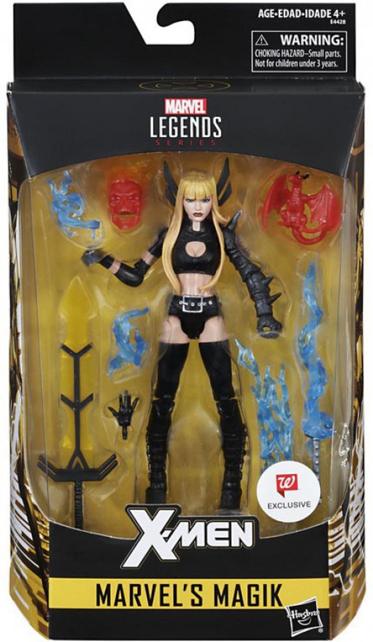 Marvel X Men Marvel Legends Marvels Magik Exclusive Action Figure Hasbro Toys Toywiz