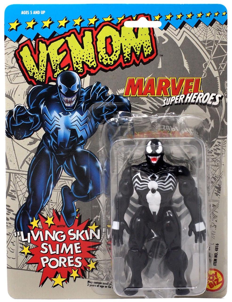 Venom Living Skin Pores Toybiz