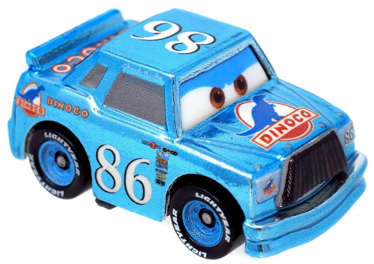 Mini Racers Disney Cars Chick Hicks Dinoco