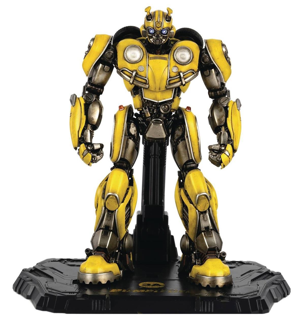 Transformers Bumblebee Movie Bumblebee 8 Deluxe Scale Figure 2018