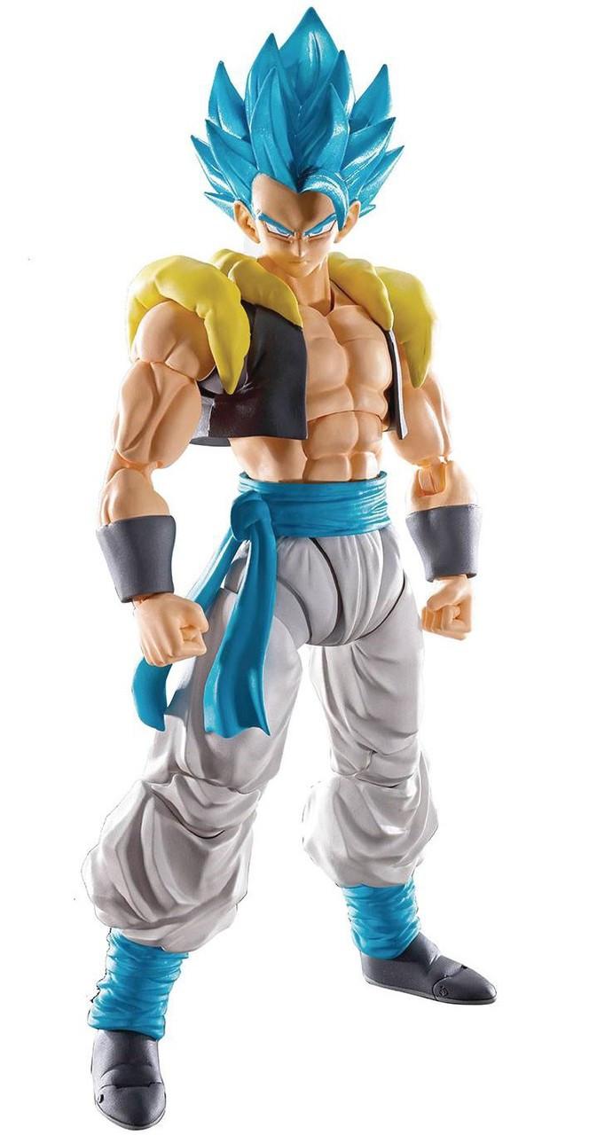 Dragon Ball Super Broly S H Figuarts Super Saiyan Blue Gogeta Action Figure