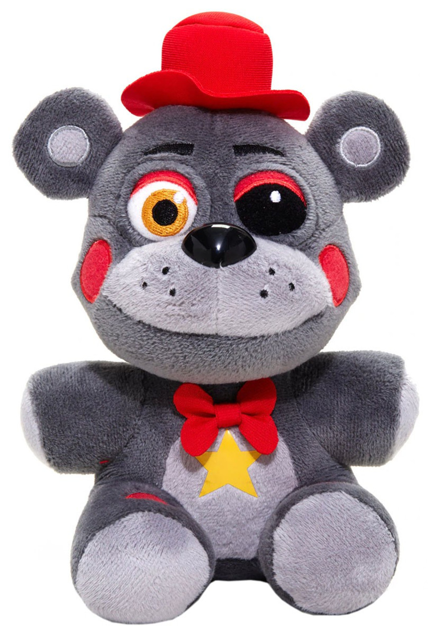 "Funko Toys Five Nights at Freddy/'s Pizza Simulator Pigpatch 8/"" Plush doll"
