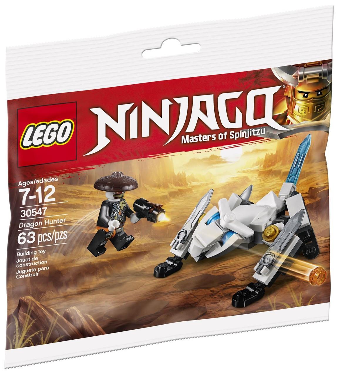 Hunter Lego Lego Dragon Set30547bagged Ninjago lFJcT1K
