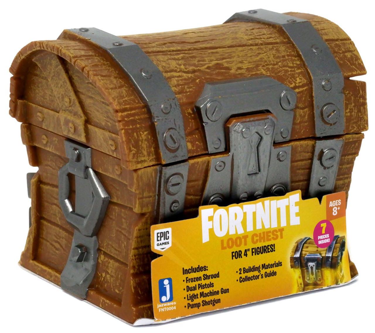 Fortnite Frozen Shroud Loot Chest