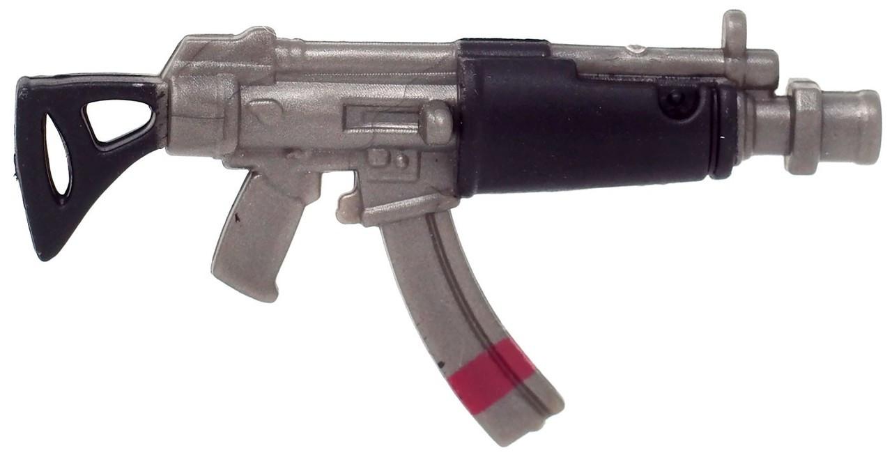 Jazwares Fortnite Submachine Gun Uncommon Figure Accessory Green, 2019