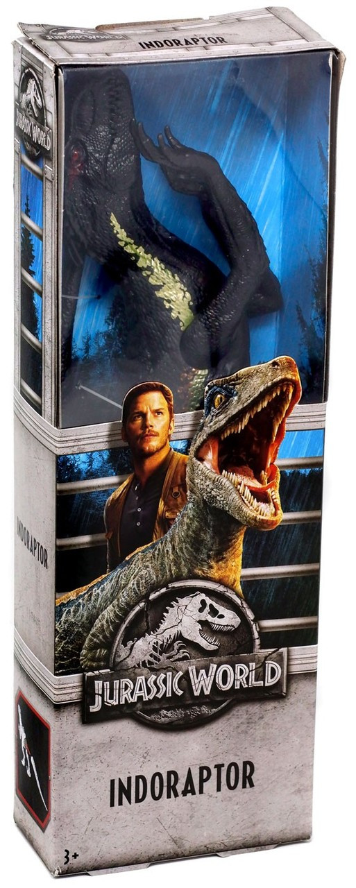Jurassic World Fallen Kingdom INDORAPTOR 12-inch Dinosaur Figure