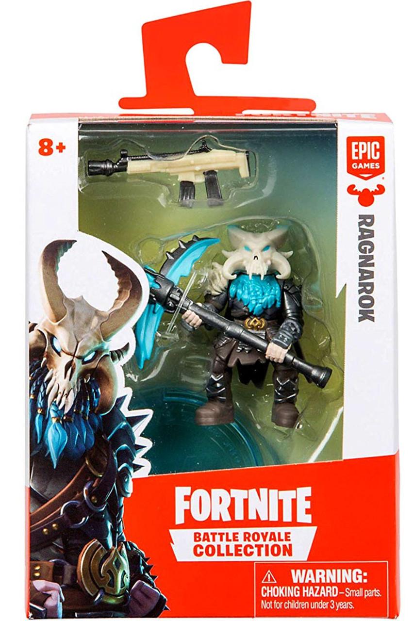 IN HAND moose toys Fortnite Battle Royale Collection Mini Skull Trooper Figure