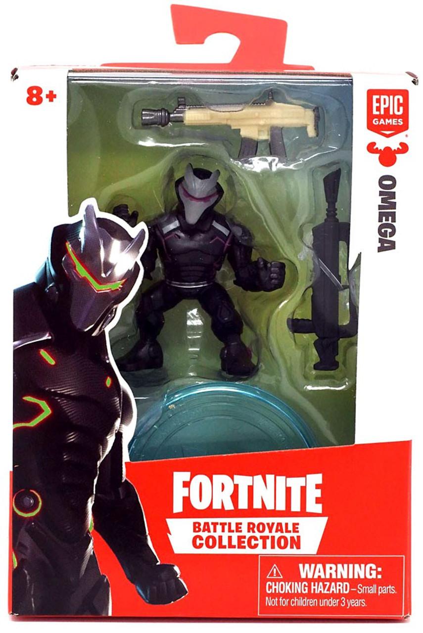 Fortnite Epic Games Battle Royale Collection Omega 2 Inch Mini Figure