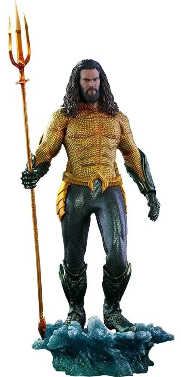 Shazam Aquaman Get New Magazine Covers: DC Aquaman Aquaman 16 Collectible Figure MMS518 Hot Toys