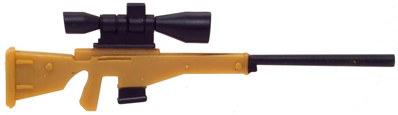 Fortnite Bolt Action Sniper Rifle 2 Legendary Figure Accessory Loose Jazwares Toywiz