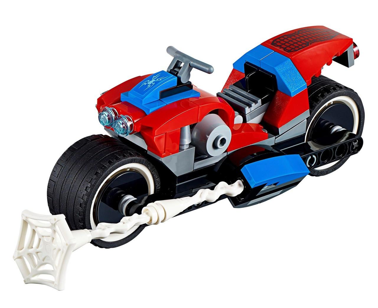 Lego Marvel Super Heroes Spider Man Bike Loose Toywiz