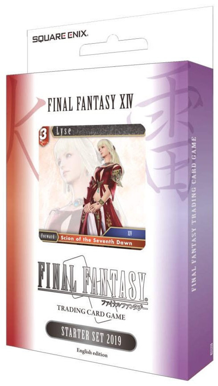 Final Fantasy XIV XIV 2019 Starter Deck (Pre-Order ships September)