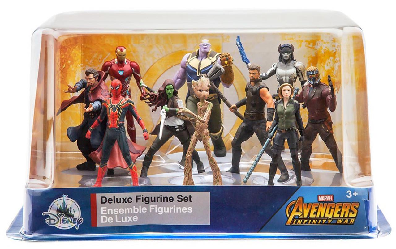 Disney Marvel Avengers Loose Infinity War Proxima Midnight PVC Figure