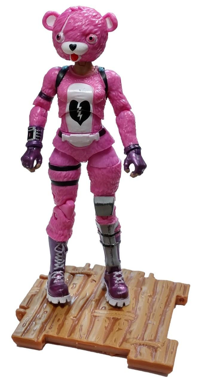 McFarlane Toys Fortnite Cuddle Team Leader Action Figure NEW