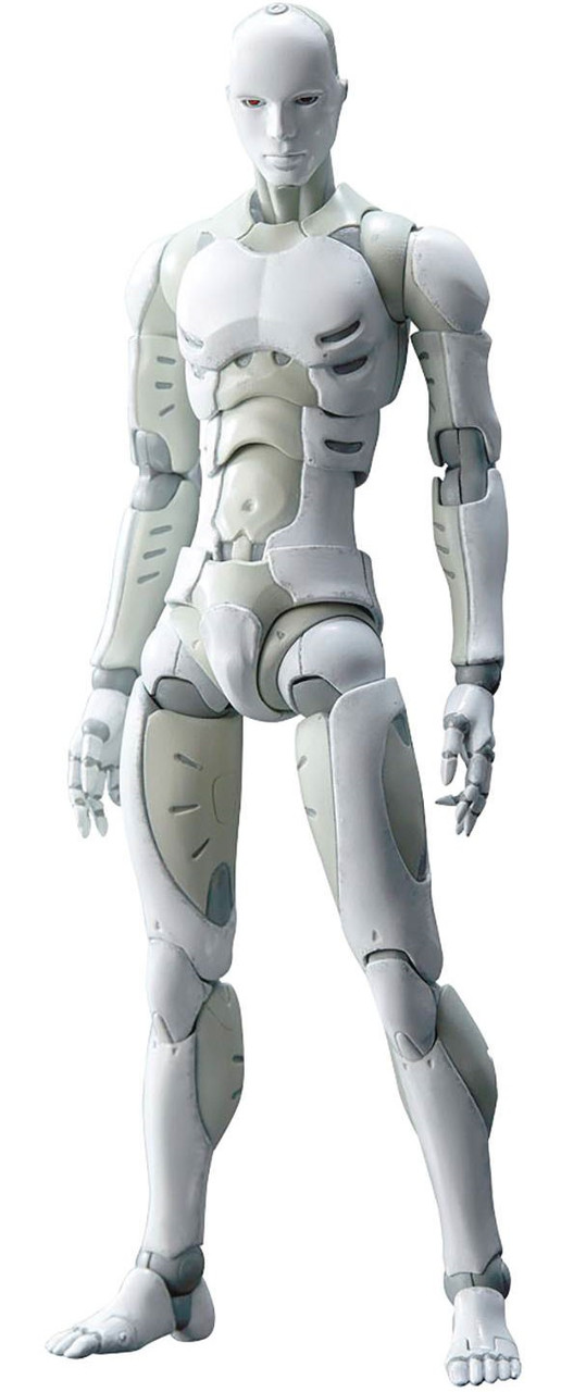 1000 Toys TOA Heavy Industries Synthetic Human 1//6 Scale Action Figure 4th Run