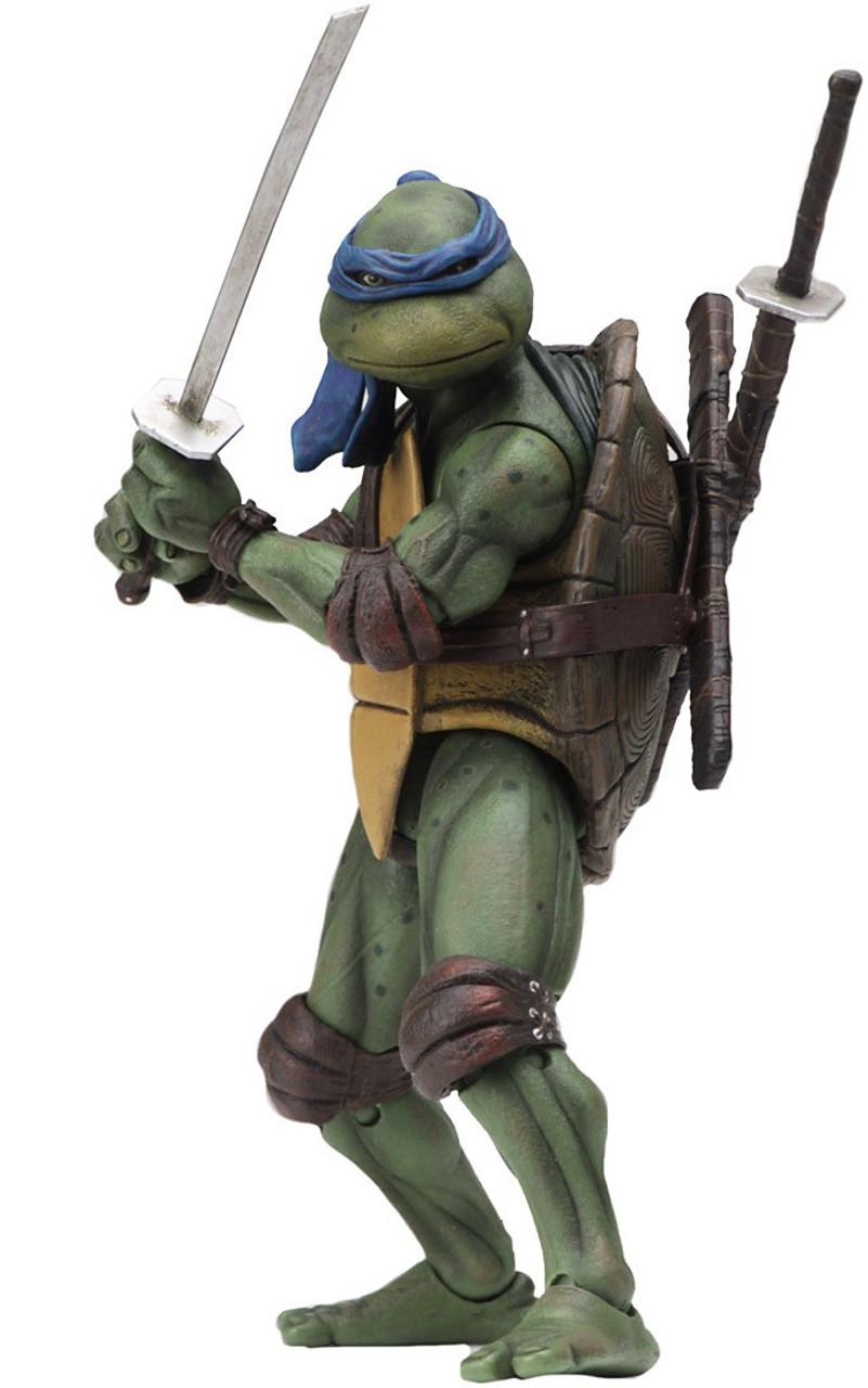 Neca Teenage Mutant Ninja Turtles Leonardo Exclusive 7 Action