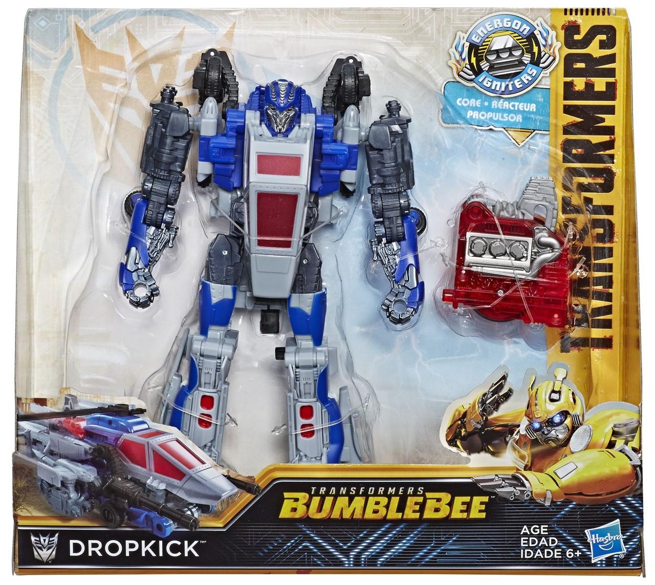 New Hasbro Transformers Energon Igniters Bumblebee Movie Action Figure