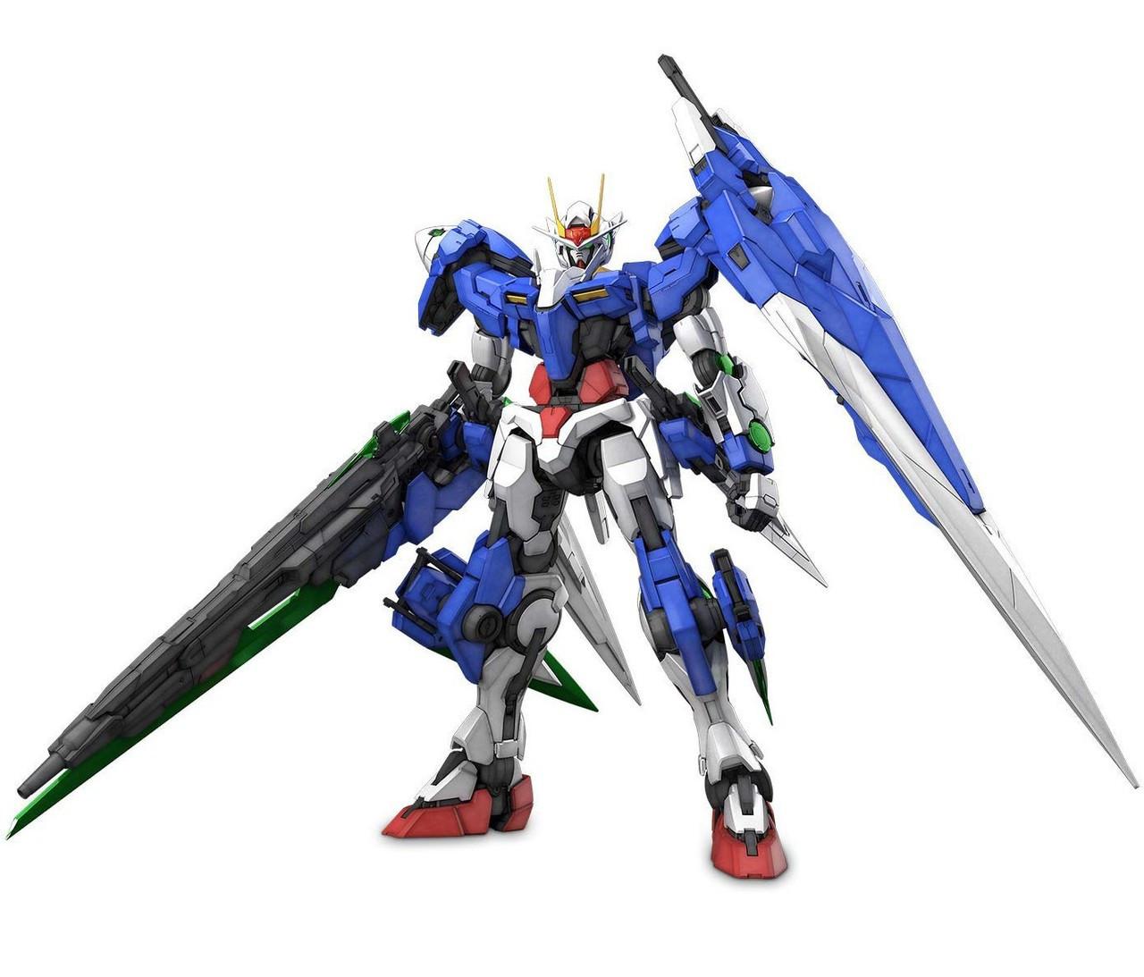 Gundam Seven SwordG Perfect Grade Gundam 00 160 Model Kit ...