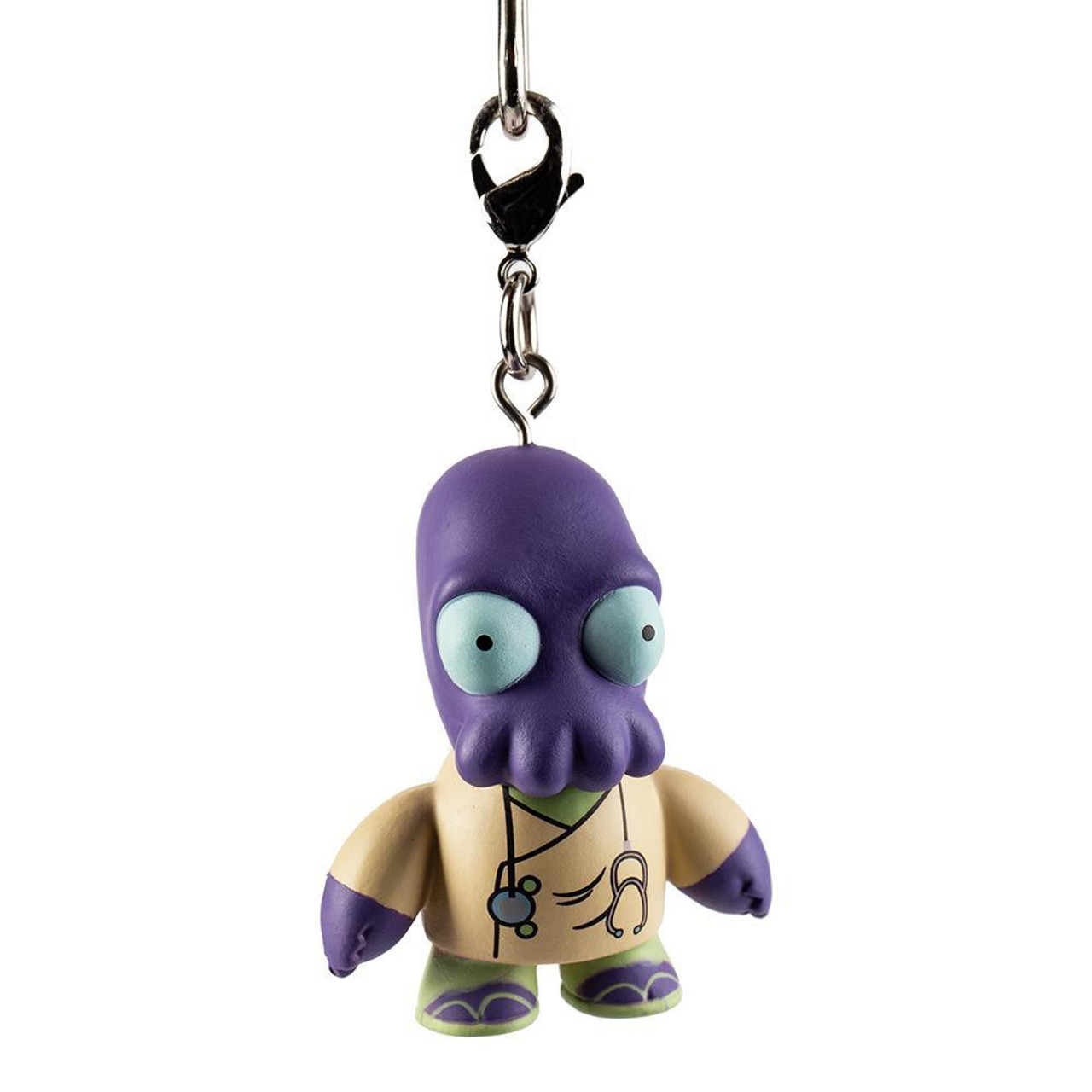 Futurama Universe X Keychains Display Case 24 Blind Boxes by Kidrobot