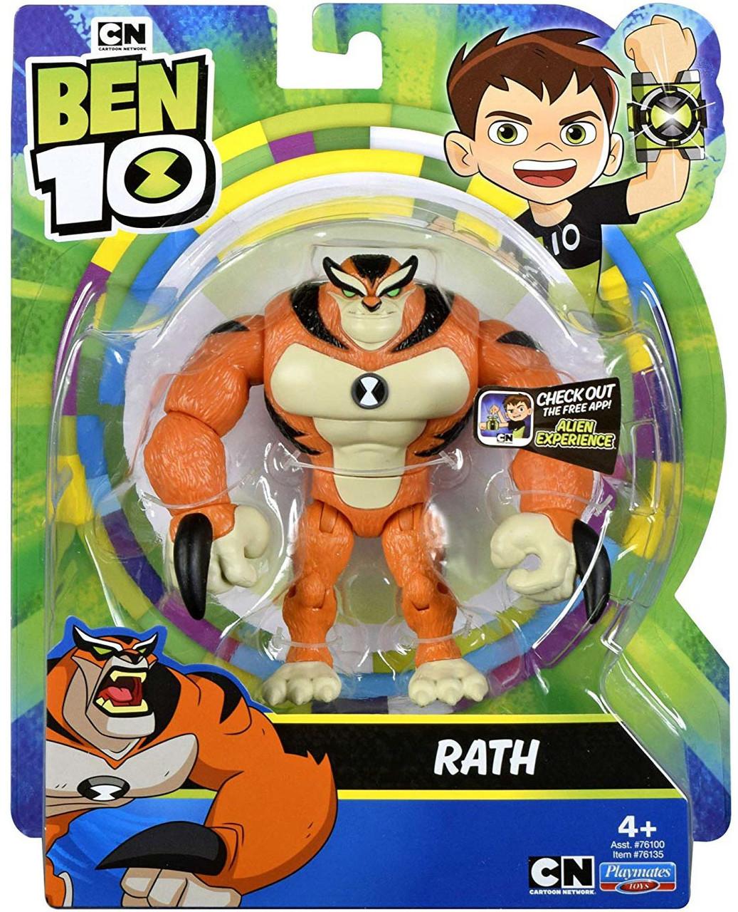 Cartoon Network Ben 10 RATH Action Figure 2019