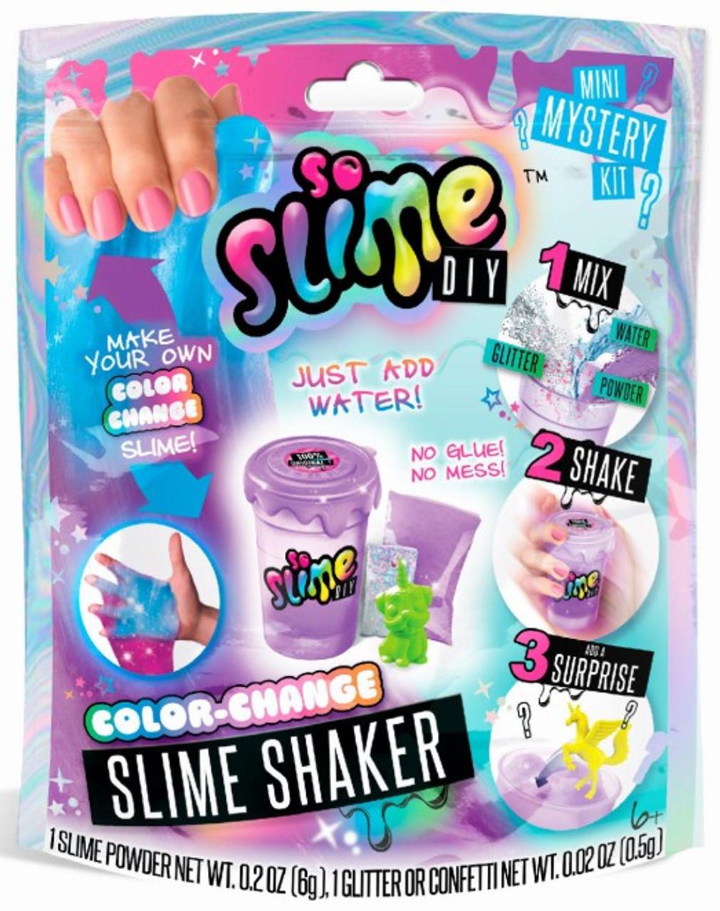 fd73bcf8f00b1 So Slime DIY Slime Shaker Color Change Mini Mystery Kit Pack