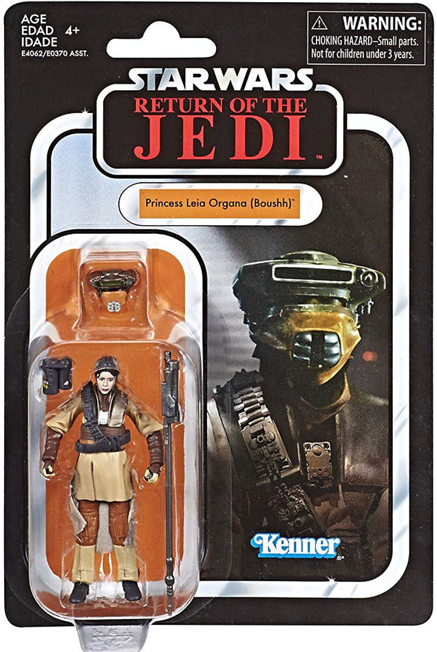 Star Wars Return Of The Jedi Vintage Collection Princess Leia Organa Boushh 3 75 Action Figure Hasbro Toys Toywiz
