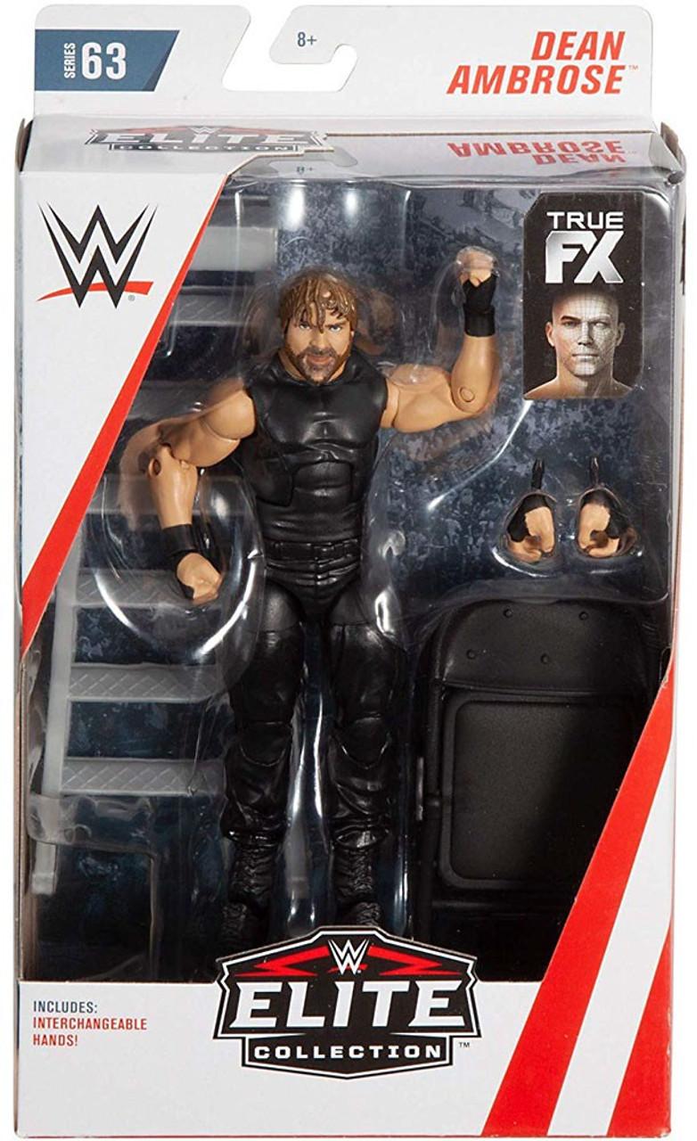 WWE Elite Series 58 Dean Ambrose Action Figure